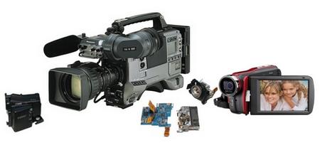 ремонт видеокамер в москве