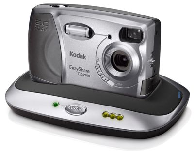 Ремонт фотоаппаратов Kodak 3