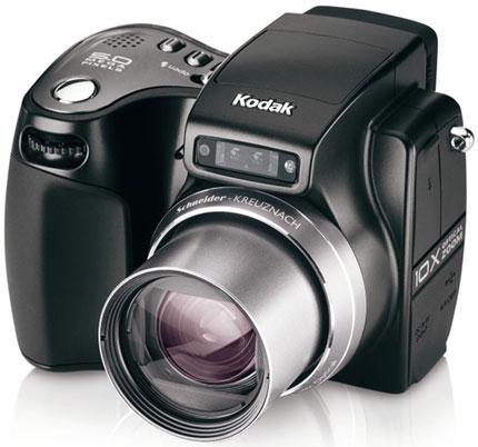 Ремонт фотоаппаратов Kodak 2