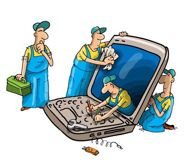 ремонт ноутбуков 2