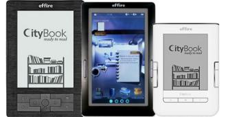 Ремонт электронных книг effire