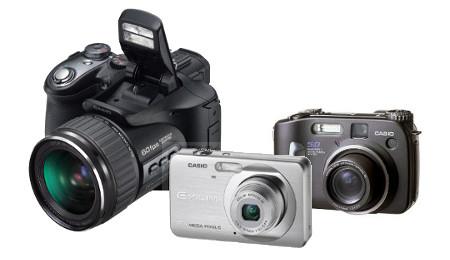 ремонт фотоаппаратов casio
