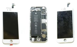 ремонт iphone айфонов